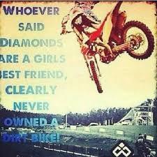 Dirt Bike Girl Quotes Pinterest Dirt Bikes Motocross And Dirt Delectable Dirt Bike Quotes