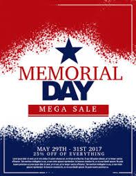 Customize 680 Memorial Day Templates Postermywall
