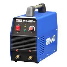 <b>Riland</b> Manual Arc Welding Machine, Model No.: ARC200T | ID ...