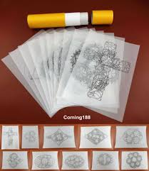 frequently bought together 10pcs leather craft carve draw patterns transpa tracing