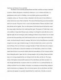 the power and passion of love in romeo and juliet essays zoom zoom