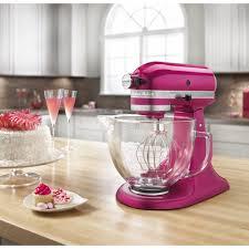kitchenaid ksm160. kitchenaid artisan design series 5 qt stand mixer ksm155gbri with ksm160