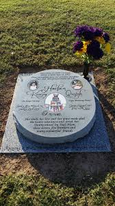 Family Monument Designs Kinseys Family Spent A Lot Of Love And Time Creating This