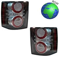 L322 Brake Light Switch Details About Pair Of 2012 Black Led Rear Lights For Range Rover L322 Conversion New Tail Lamp