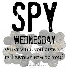 Image result for Spy Wednesday