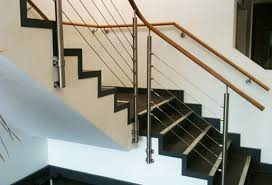 Office Stairs Office Staircase Wire Balustrade S3i Group
