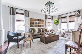 Interior Design Living Room Contemporary Contemporary White Farmhouse Style Living Room Luxesource Luxe