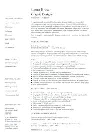 Graphics Designer Resume Sample With Design Resume Examples Graphic ...