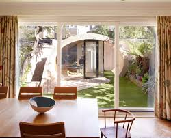 Organic Office Organic Shaped Backyard Office Doubles As A Storage Shed
