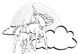 Free Printable Unicorn Coloring Pages Free Printable Unicorn