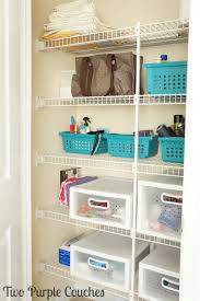 bathroom linen closet storage ideas via turplecouches com