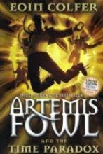 this is the jaw dropping eagerly aned sixth book in multi award winning blockbuster artemis fowl series artemis finds himself travelling back in