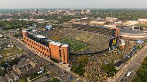 university of michigan pictures. Delighful University Michigan Stadium On University Of Pictures E