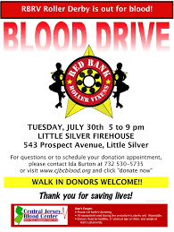 Red Bank Roller Derby Team is Out For Blood in Little Silver | Little  Silver, NJ Patch