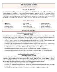 Example Of Accountant Resumes 2019 Resume Examples Professionally Written