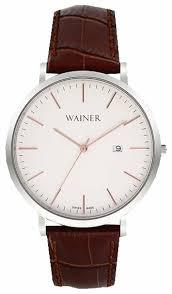 Наручные <b>часы WAINER WA</b>.12416-<b>B</b> — купить по выгодной цене ...