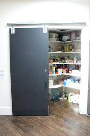 barn door kitchen pantry gorgeous doors sliding compact