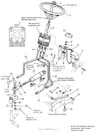 Free download power steering parts diagram large size