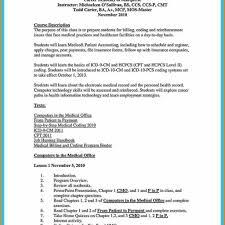 Billing Specialist Job Description Resume Cover Letters For Medical Billing And Coding Jobs Cover Letter 100 93