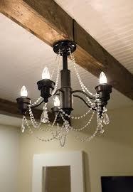 chandeliers transformation diy chandelier ideas outdoor 2