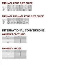 Michael Kors Jeans Nwt