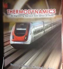 Thermodynamics an Engineering Approach 6th [Mechanical engineering]