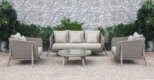 Modern Outdoor Furniture Miami Extraordinary Your Yard Will Look Cool With Our Modern Patio Furniture And Outdoor