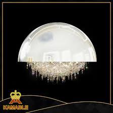 modern decoration crystal custom made pendant lights ka86189