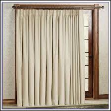 sliding glass door curtains target