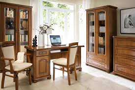 home office library furniture. Natalia BRW Home Office (Library) Furniture Set. Polish Black Red White Classic Store In London, Library