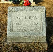 Mary Avis Little Judd (1896-1988) - Find A Grave Memorial