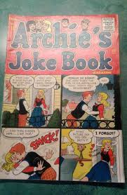 excited to share the latest addition to my etsy archie s joke book vol 1 18 september 1955 vine 62 years old etsy me 2awckuz vine
