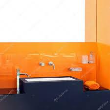 Orange Badezimmer Stockfoto Baloncici 3266631
