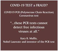 COVID-19 TEST a FRAUD!... - Progressive Truth Seekers | Facebook