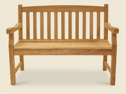 classic two seater bench for larger view