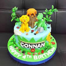 Dinosaur Birthday Cakes For Kids Popsugar Family