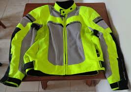 a photograph showing the revit tornado 2 jacket which is the best summer motorcycle gear that