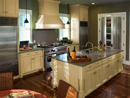 Small Picture Small One Wall Kitchen Design On One Wall Kitchen With Island