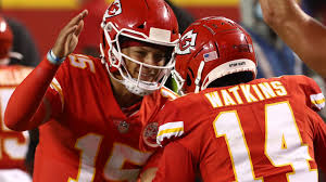 Once thought to be the nfl's next superstar at his position, watkins watkins is a master in abstract thought. Patrick Mahomes And Kansas City Chiefs Could Be Nfl S Next Dynasty Says Nate Burleson Nfl News Sky Sports