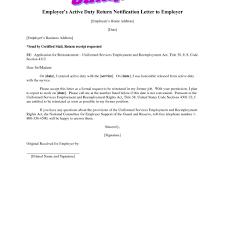 Resignation Letter Without Notice. 2 week resignation ...