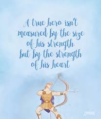 Be Your Own Hero These Inspirational Disney Quotes Will Instantly Mesmerizing Disney Quote
