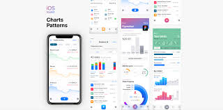 Ios 12 Components Templates For Making Hi End Mobile Charts