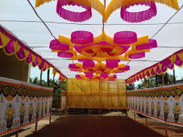 Latest Shamiyana Designs Shamiyan And Tent Service Pooja Arrangers