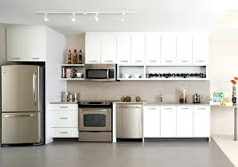 white kitchens with stainless appliances. Magnificent Kitchens With Stainless Steel Appliances Incredible Kitchen Design White Cabinets Interior In . A