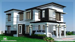 Small Picture 2500 Sqfeet 4 Bedroom Modern Home Design House Design Plans