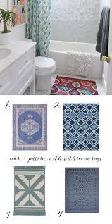bathroom rugs 2