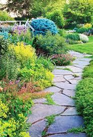 garden pathway. 9 Ways To Create A Garden Path Pathway 7