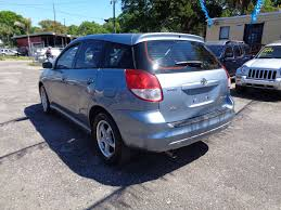 Top Choice Automobile Sales Inc.: 2003 Toyota Matrix - Tampa, FL