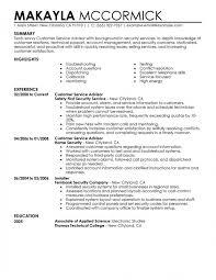 Customer Service Engineer Sample Resume 14 Automotive Advisor