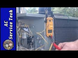 how to wire a 4 wire ac condenser fan motor 4 wire and 3 wire condenser fan motor wiring how to eliminate 2 run capacitors